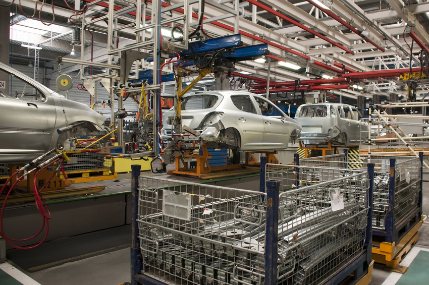 automotive manufacturing industrial ergonomics